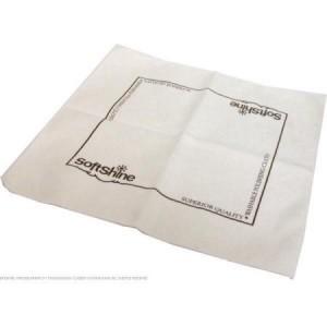 10 x 10 Inch Soft Shine Polishing Cloth