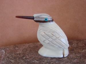 Zuni Indian Bird Fetish by Edison Bobelu!