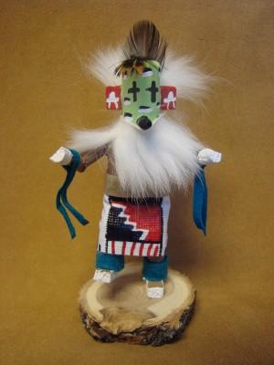 Native American Navajo Indian Handmade Roadrunner Kachina Dancer! Signed!