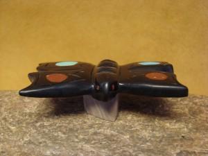 Zuni Indian Hand Carved Butterfly Fetish! Steve Natachu
